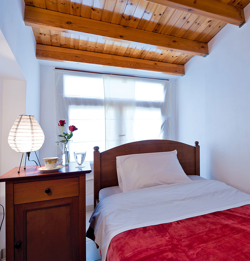 Odyssey House Chania - bedroom